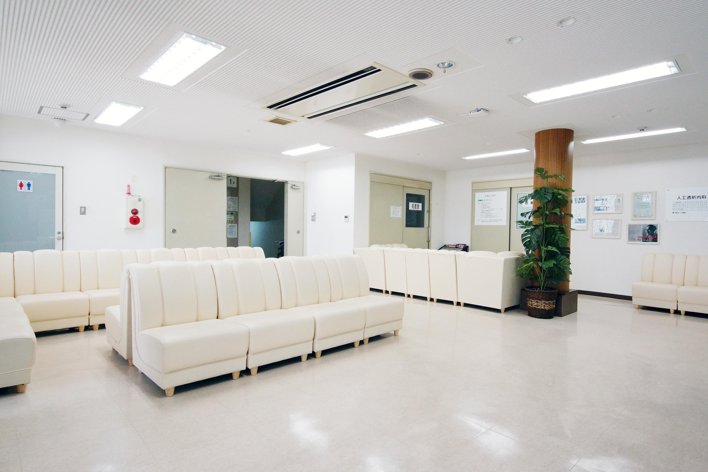 ロビー待合室(1階)