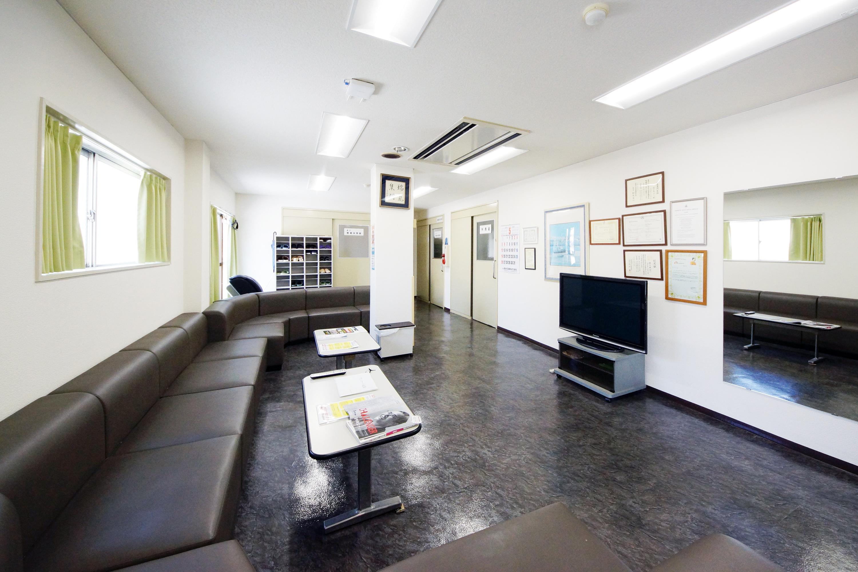 透析室・透析患者さん休憩室(2・3・4階)